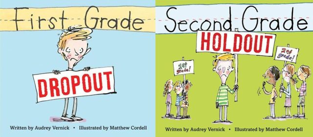 First Grade Dropout, Second Grade Holdout