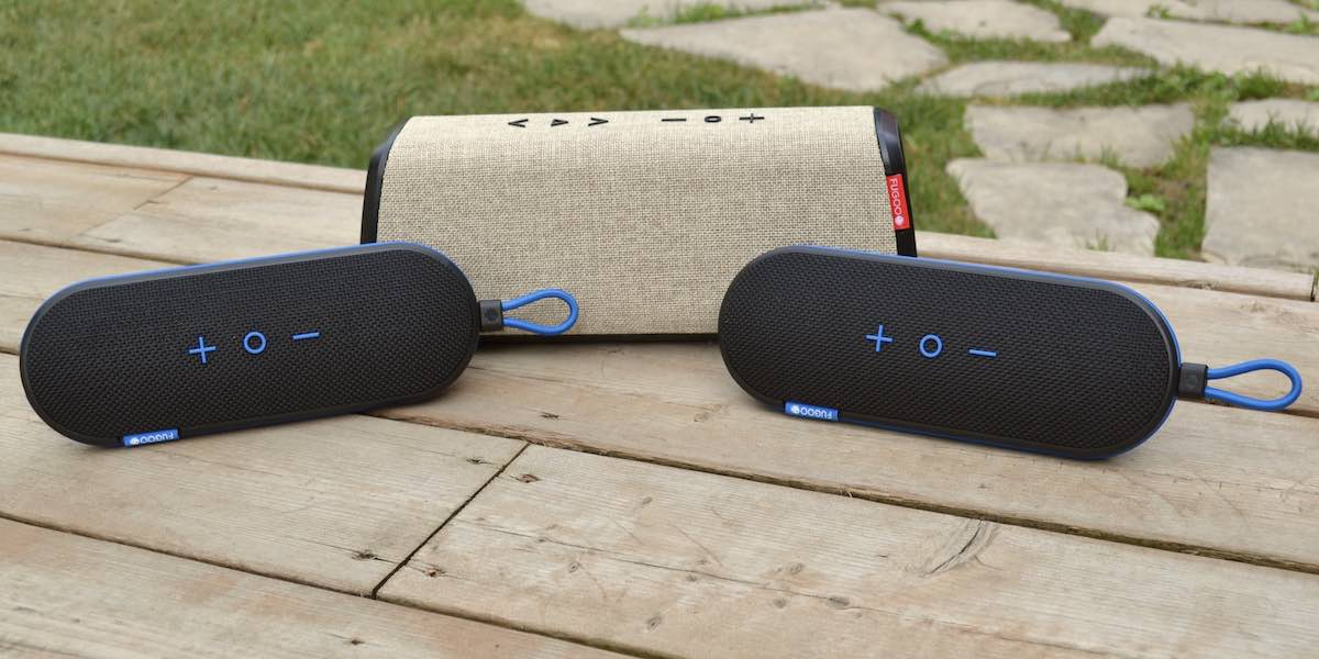 Fugoo Bluetooth Speakers Impress at All Price Points