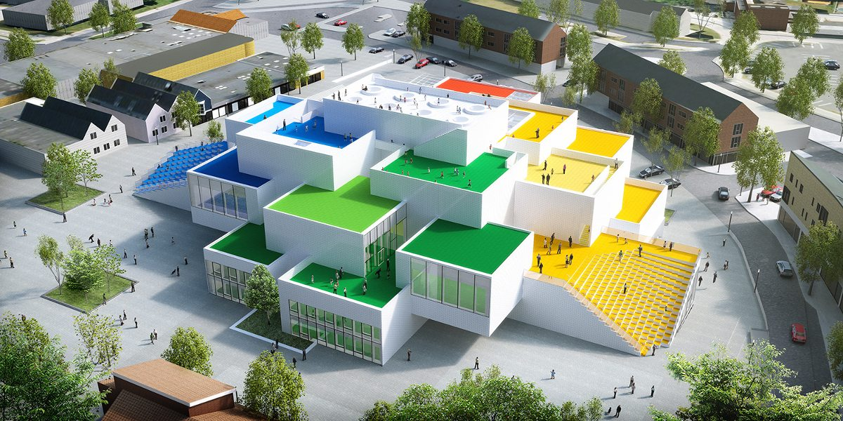 Introducing LEGO House: Home of the Brick!