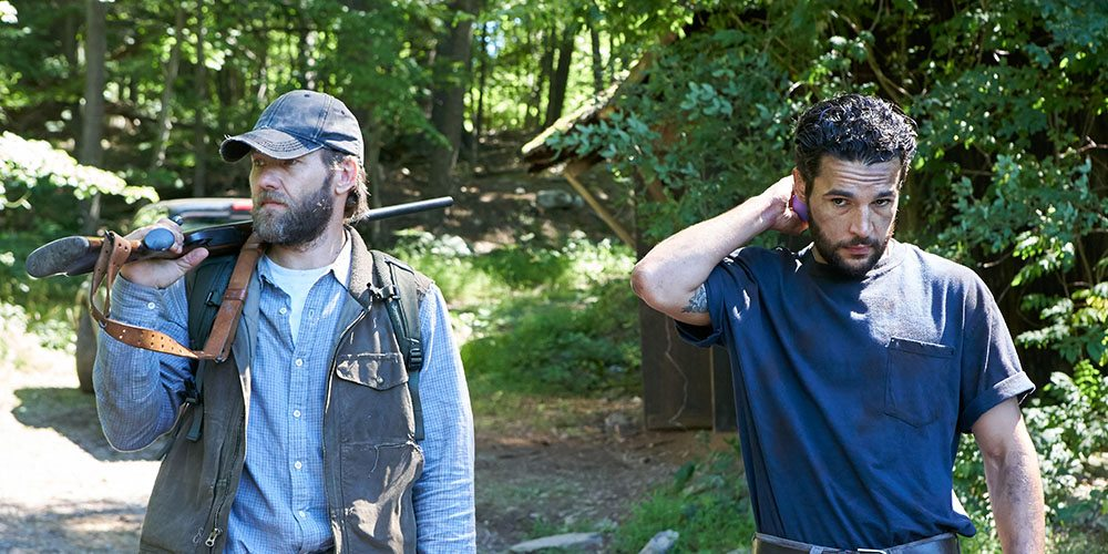 It Comes at Night -- Paul and Will