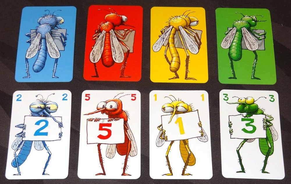 King Frog cards