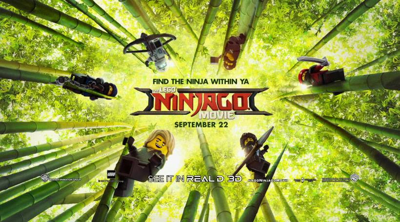 GeekDad 'LEGO Ninjago Movie' Giveaway