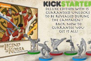 The Legend of Korra Kickstarter