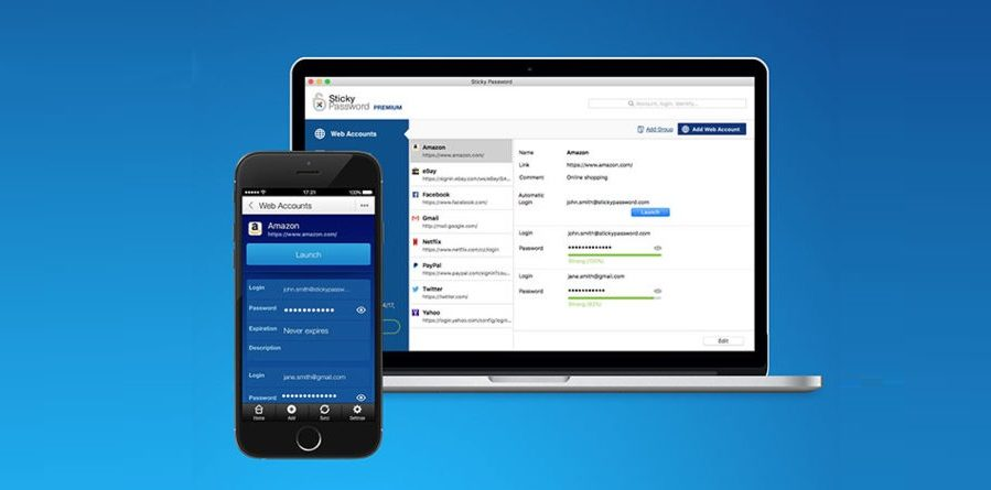 GeekDad Daily Deal: A Lifetime Subscription to Sticky Password Premium