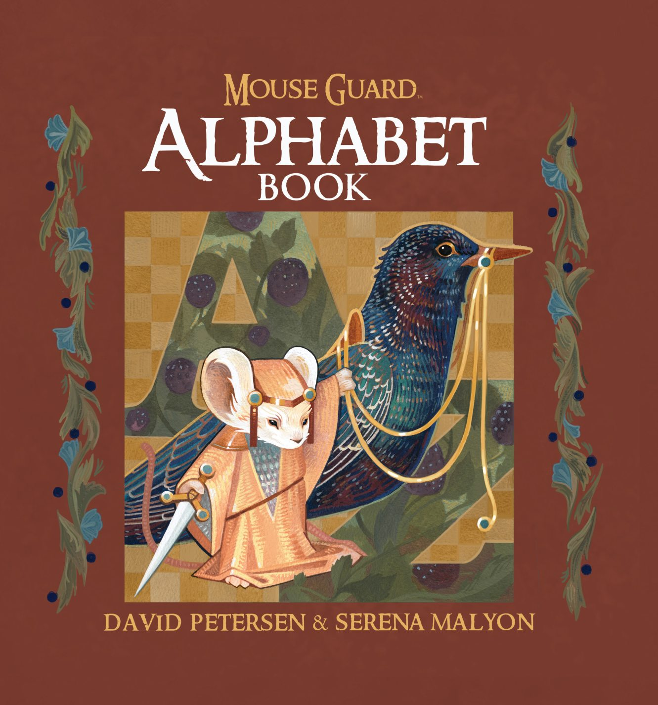 MouseGuard_Alphabet-Cover