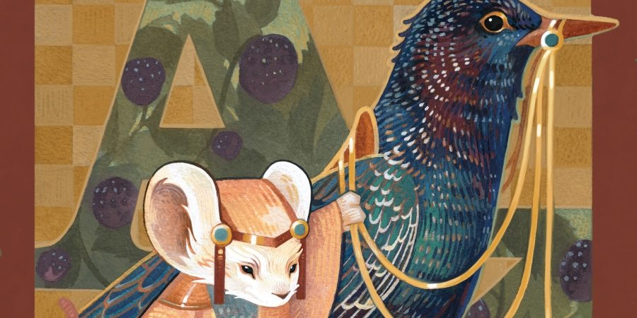 'Alphabet Book' a Charming New Way to Explore the 'Mouse Guard' World