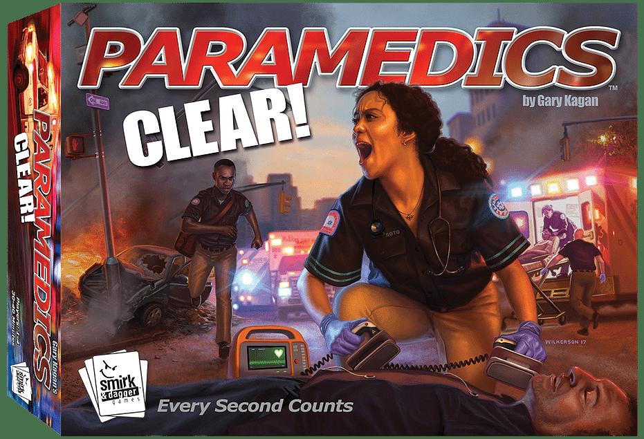Paramedics Box