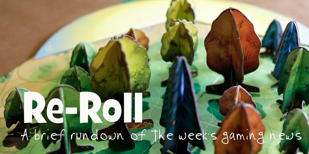 Re-Roll: This Week's Tabletop Game News for Week 47 November 18 — 24 , 2017