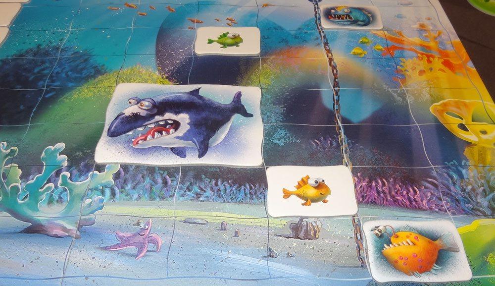 Reef Route escape