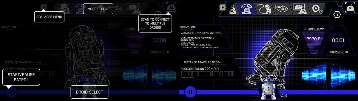 patrol mode screenshot