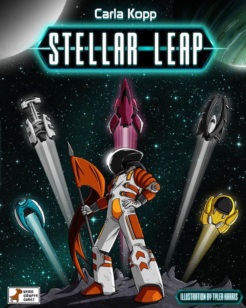 Stellar Leap cover
