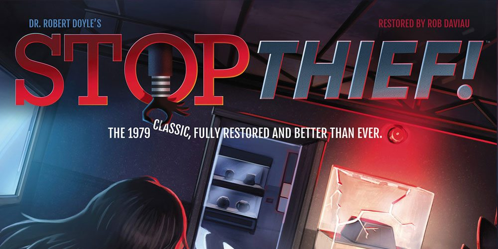 Reaping the Rewards: 'Stop Thief!' From Restoration Games