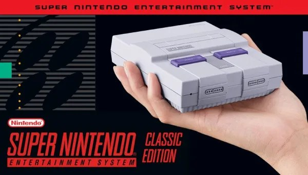 Super NES Classic Edition Extended Release