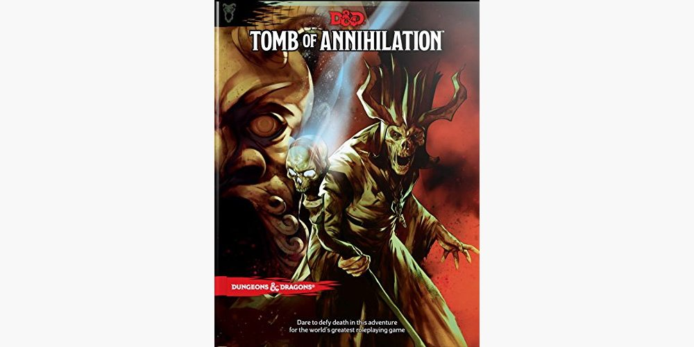 Tomb of Annihilation—A D&D Adventure