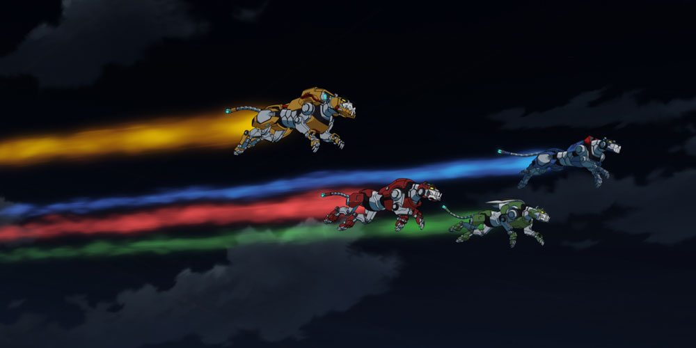 Ready for Season 4 of 'Voltron: Legendary Defender'