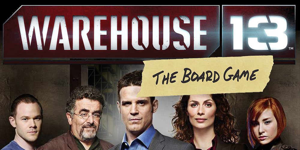 Warehouse 13: The Board Game, Image: Infinite Dreams Gaming