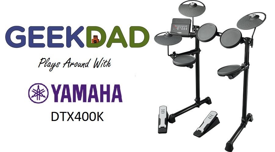 Yamaha's DTX400K Is a Sanity-Saving Solution for Parents of Aspiring Drummers