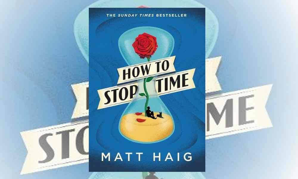 How to Stop Time Cover
