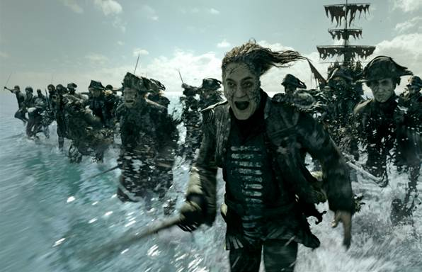 Talk Like a Pirate Day: 'Pirates of the Caribbean: Dead Men Tell No Tales' on Digital Today!