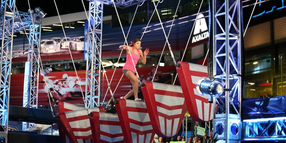The Reason Why You Should Be Watching 'American Ninja Warrior' With Your Family