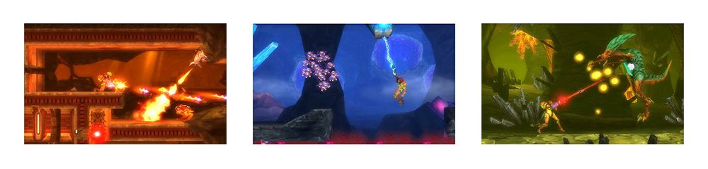 samus returns screens