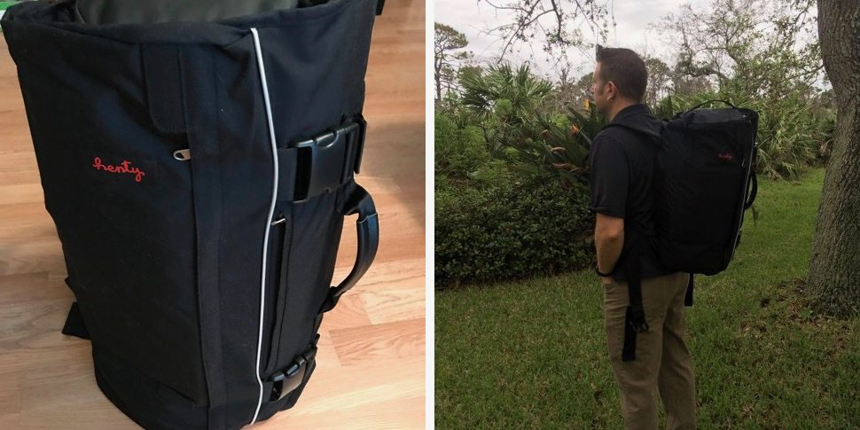 Henty CoPilot Backpack Review: Challenge Accepted