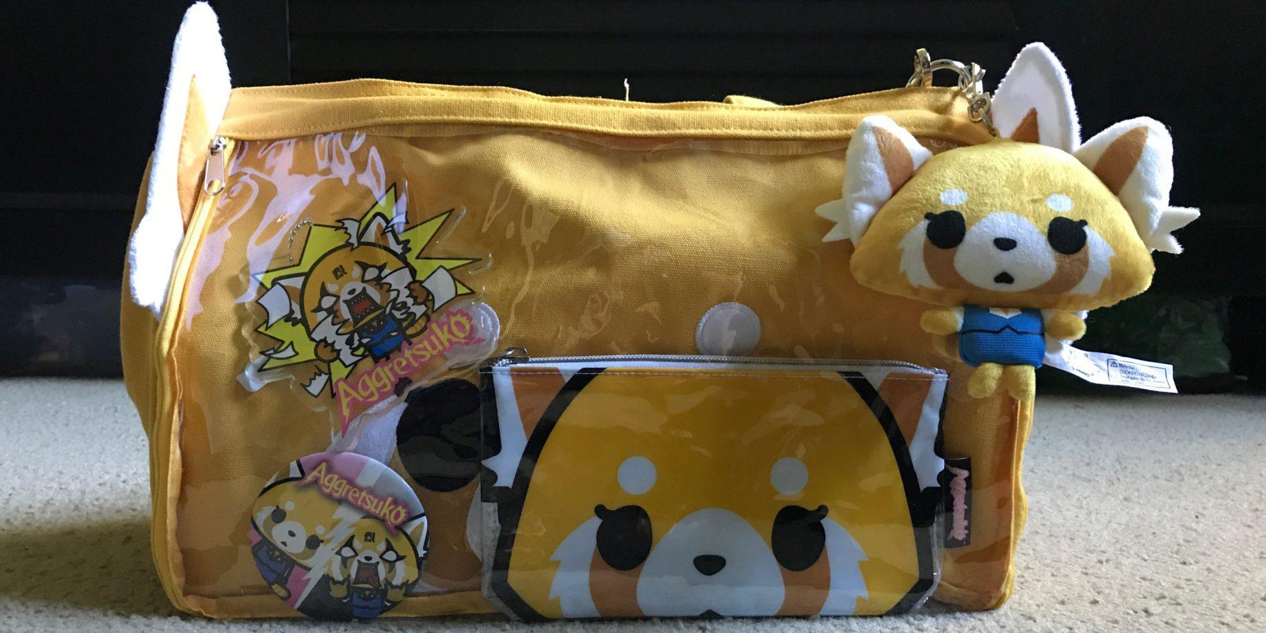 Meet Hello Kitty's Aggretsuko and Her Ai-TatA Bag