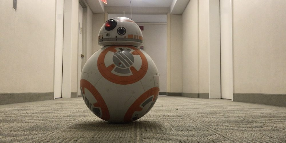 REVIEW: Spin Master's BB-8 Really IS Quite a Popular Droid