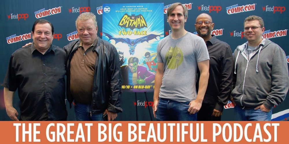 GBBP 150: 'Batman vs Two-Face' at NYCC 2017