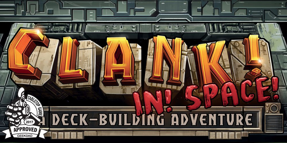 The Saga Continues: 'Clank! In! Space!'