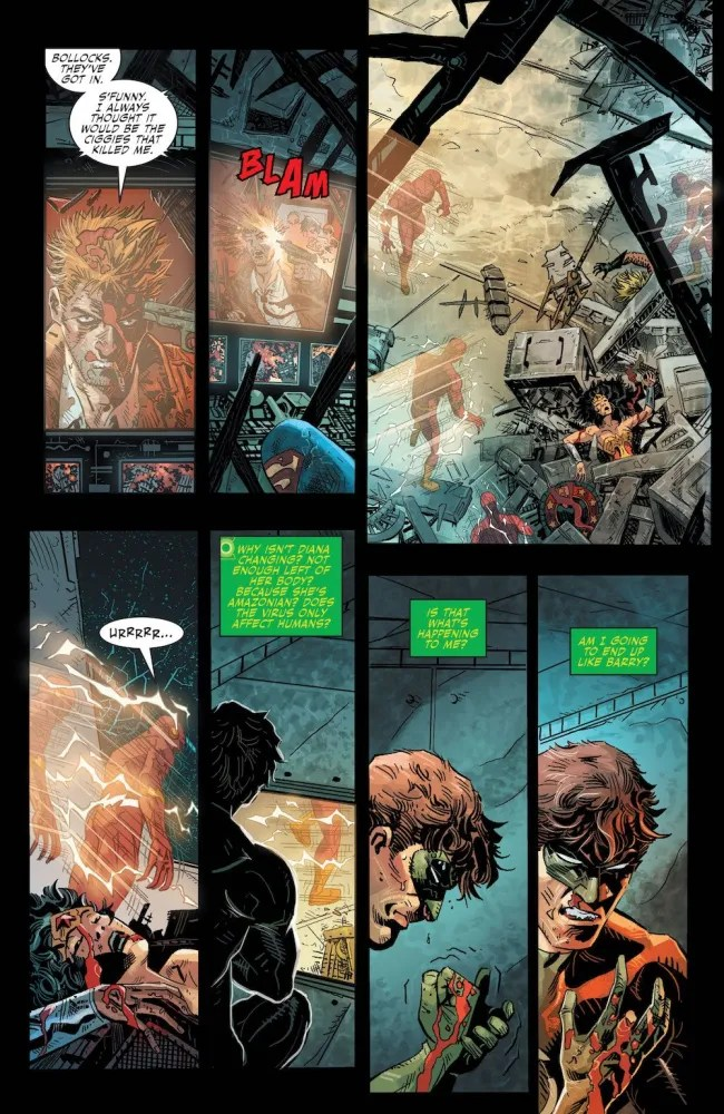 DC Comics Horror Issue, 2017