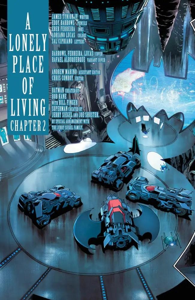 Tim Drake, Detective Comics, 2017