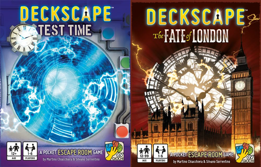Deckscape covers
