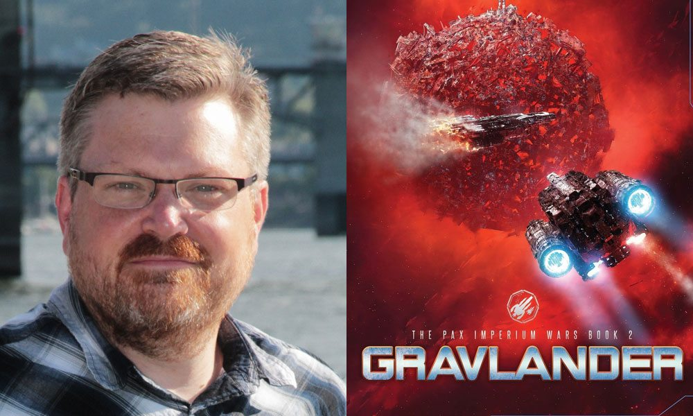 5 Questions About 'Gravlander' and Finding Your Place in the Galaxy