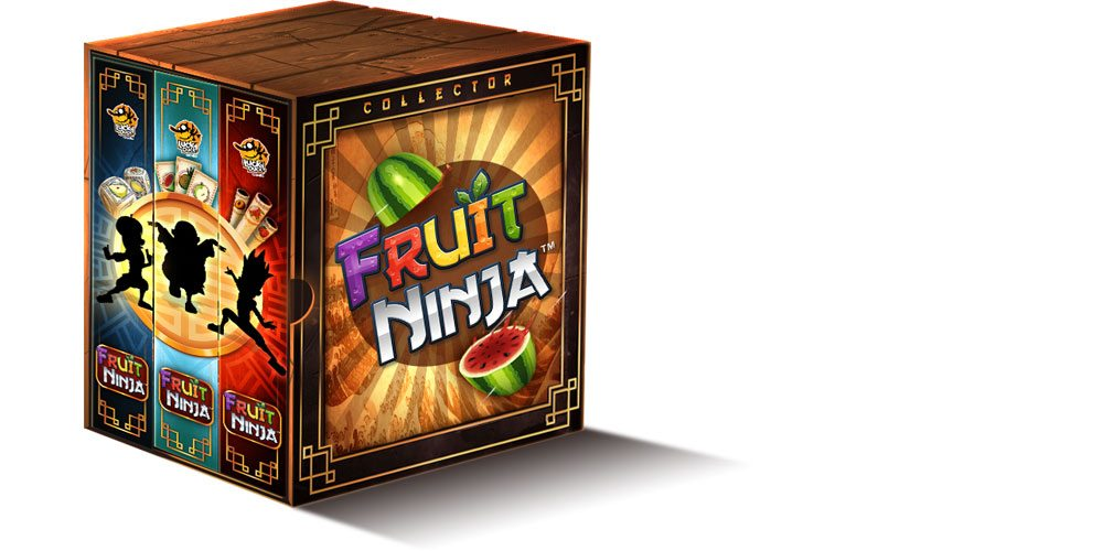 Fruit Ninja boxes
