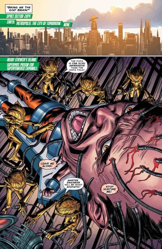 Hal Jordan & the Green Lantern Corps #31, 2017