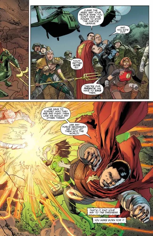 Justice League #31, 2017
