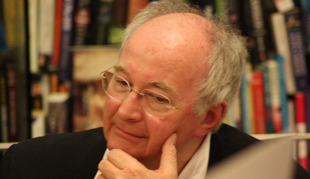 Philip Pullman Is My Shadow Self, and Other Convoluted Philosophies