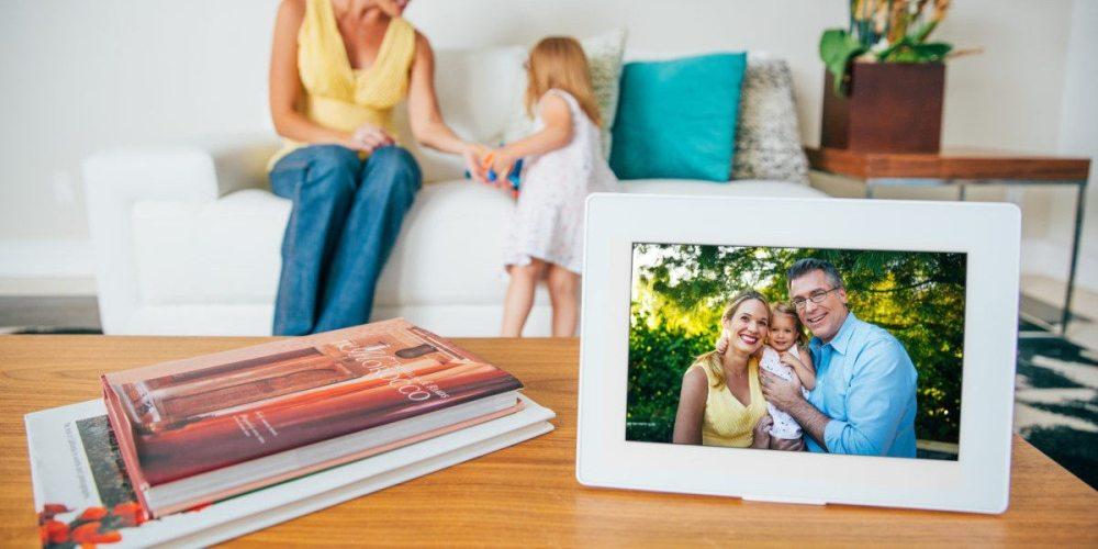 PhotoSpring Digital Photo Frames