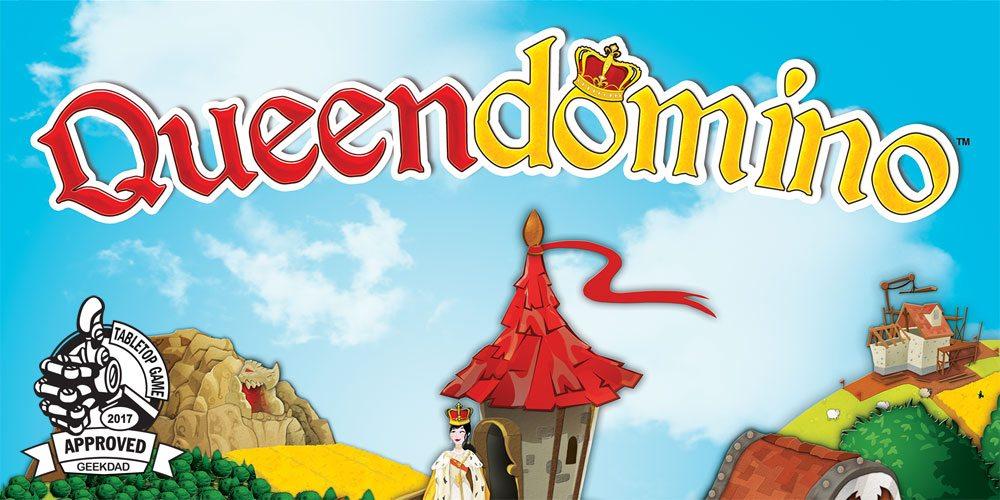 Expand Your Domain in 'Queendomino'