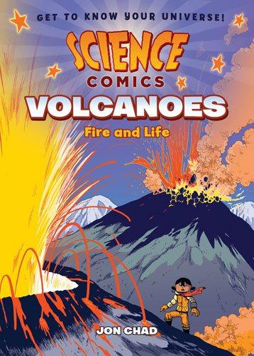Science Comics Volcanoes