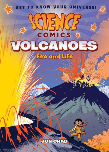 Science Comics Volcanoes