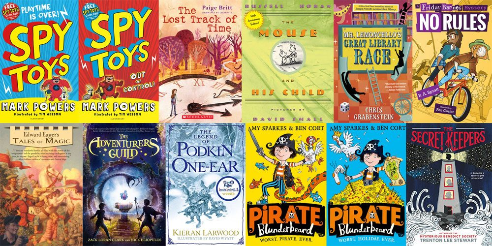 Stack Overflow Middle Grade Books