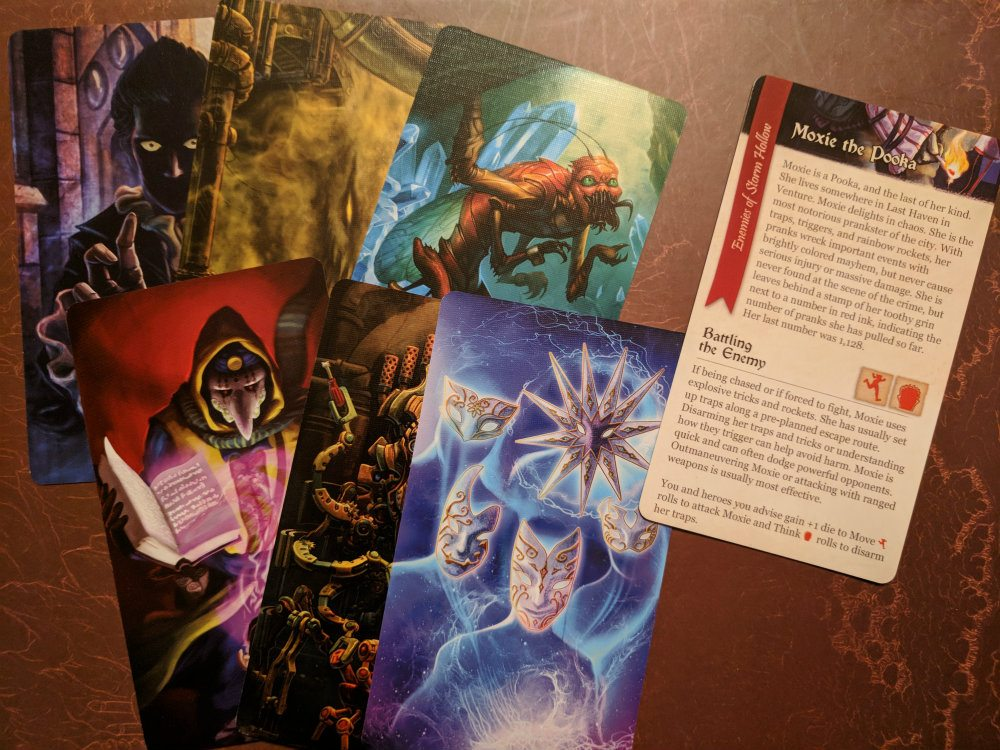 Storm Hollow Tales of a New Age Enemy Cards