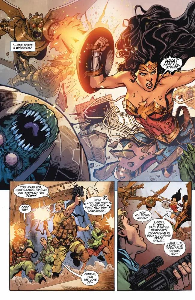 Wonder Woman #32, 2017