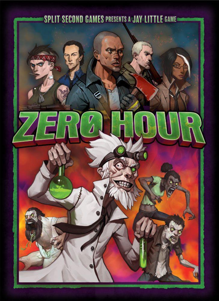 Zero Hour cover