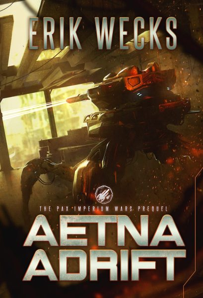 science fiction space-novel