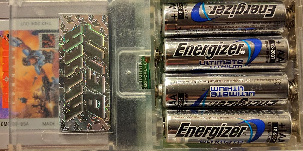 Energizer Ultimate Lithium Batteries Power Family Gaming