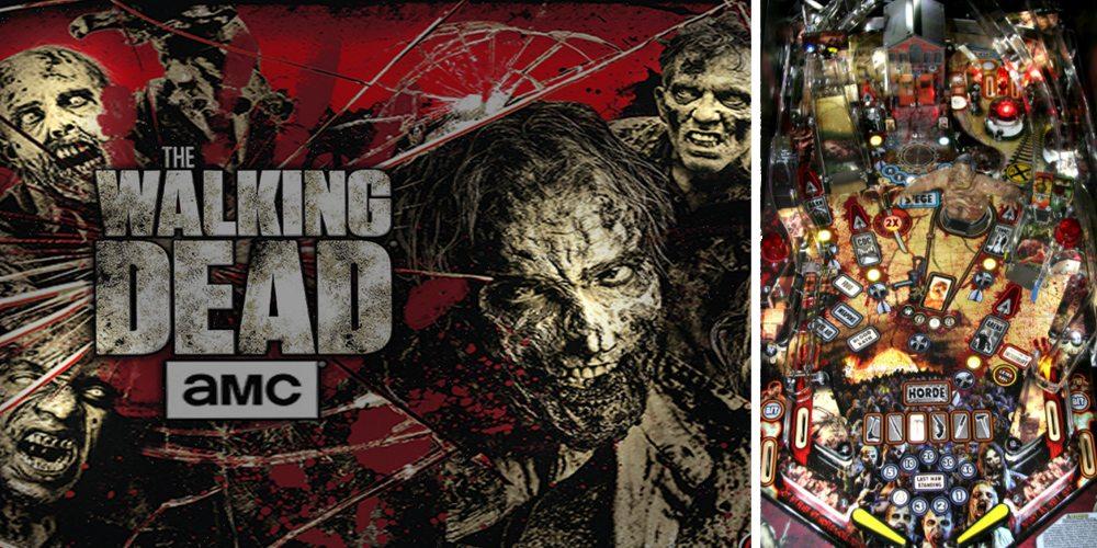 Walking Dead Horror Pinball