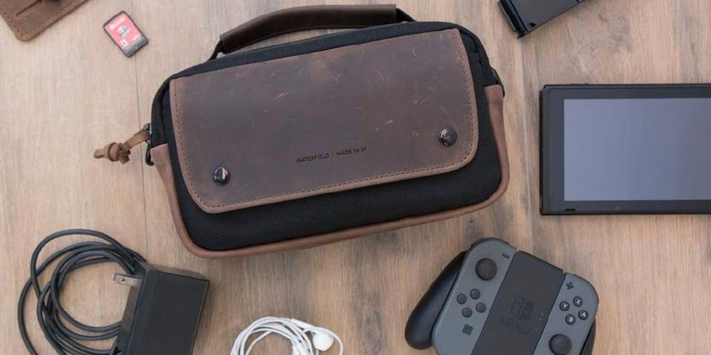 Geek Links: Arcade Gaming Case For Nintendo Switch – Gaming On-The-Go